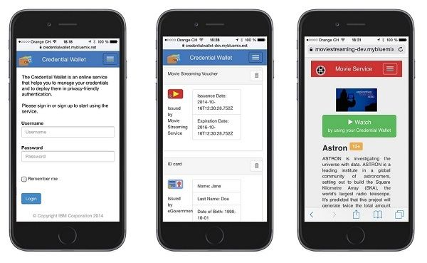 IBM Identity Mixer: cloud to protect privacyIBM Identity Mixer: cloud to protect privacy