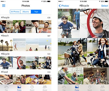 OneDrive is updated to iOS and web