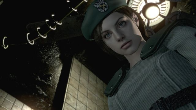 Review Resident Evil HD