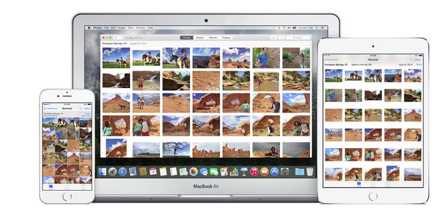Apple kills iPhoto and represents Photos