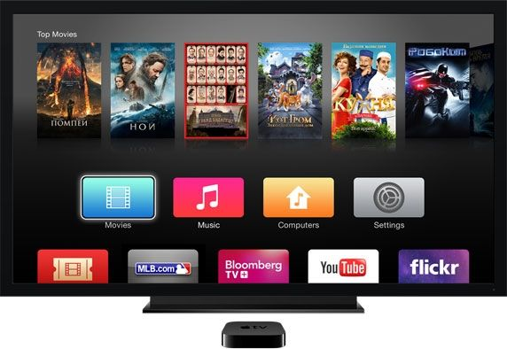 Apple is going to create their own TV service