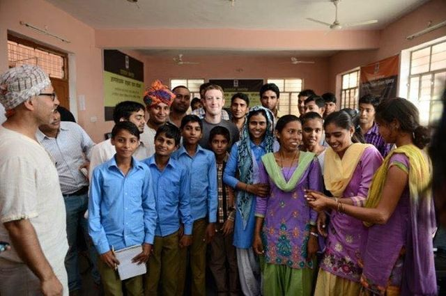 Free Internet on Facebook: now in India