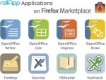 Firefox OS has got support office suite OpenOffice and LibreOffice