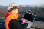 The number of Chinese Internet audience reached 650 million people