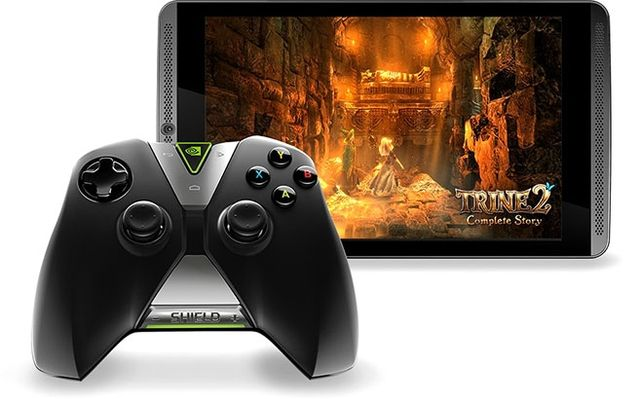 Tablet NVIDIA Shield received the support of more streaming games