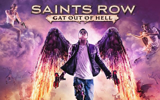 Review Saints Row: Gat out of Hell