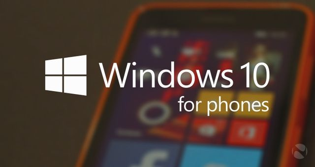 Windows 10 Technical Preview is now available for smartphones Lumia