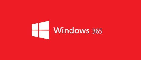 Microsoft has registered a trademark Windows 365
