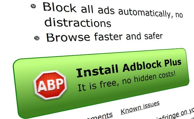 Microsoft and Google paid AdBlock Plus to show their ads