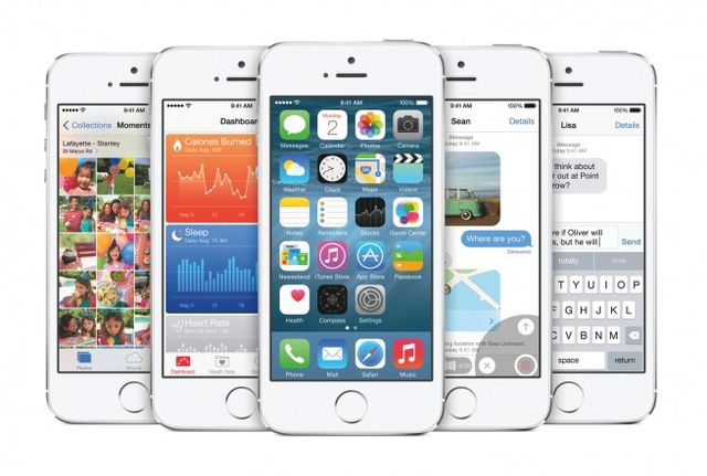 iOS 8 is updated to correct errors