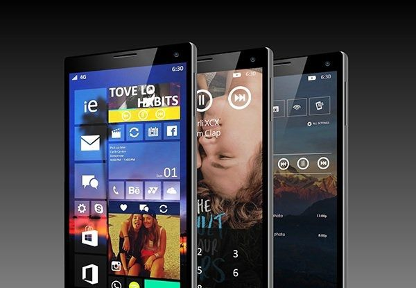 Current build of Windows 10 for smartphones contains many errors