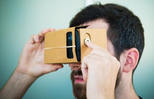 Google is working on virtual reality-version of Android