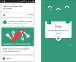 """""""Kaspersky Lab"""" has released a free application Kaspersky Phound for Android-protection gadgets"""