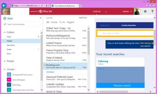 Microsoft has updated the system of e-mail filtering in Office 365