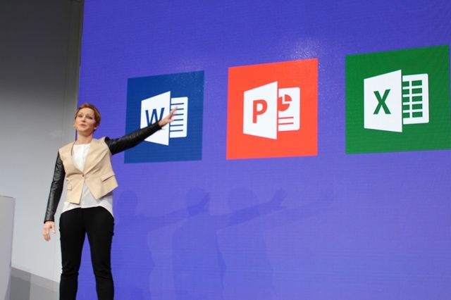 "MWC 2015: New features in the ""mobile"" Office for Windows 10"
