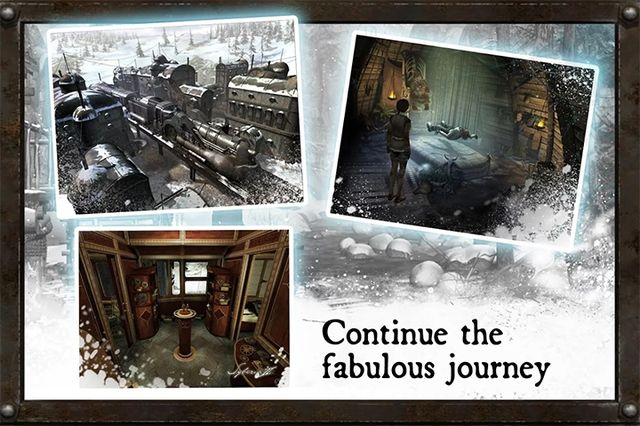 Classic adventure game Syberia 2 went on Android