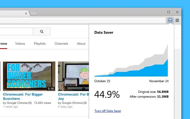 Google quietly made Data Saver mode in Chrome for PC