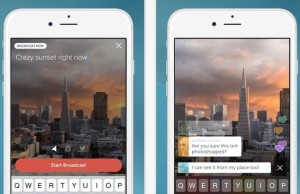Periscope - video broadcasting service on Twitter