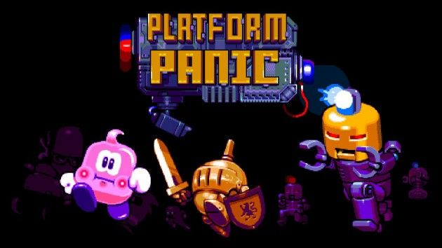 Review Platform Panic - platformer in which you want to play for hours