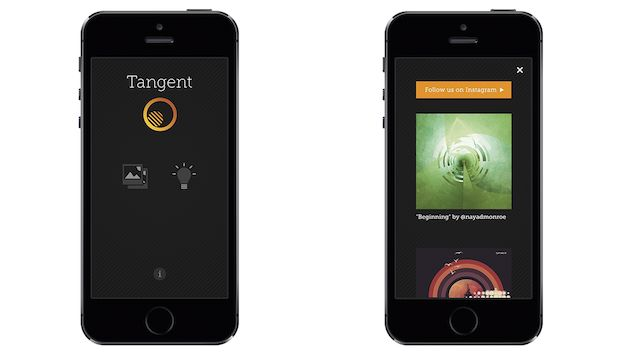 Review Tangent - cool photo editor app of the week and App Store