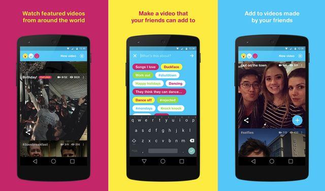 "Riff - a new ""viral"" Facebook app"