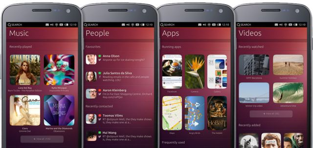 7 mobile operating system open source, other than Android
