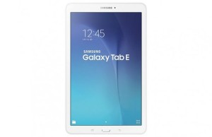 Review Samsung Galaxy Tab E - tablet for work