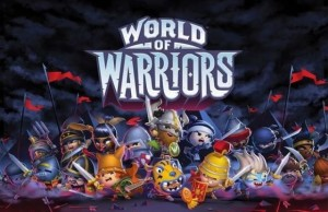 Review of World of Warriors. An interesting way to fight
