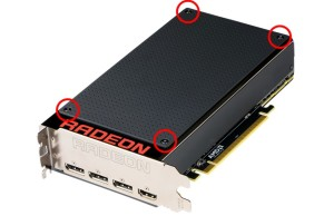 AMD talked about modding cap cooler Radeon R9 Fury X