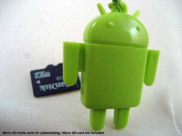 Android M allows to transfer all of the applications on the microSD