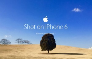 """Apple won the Grand Prix """"Cannes Lions"""" for the photo on the iPhone 6"""