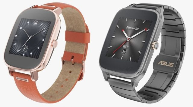 Review Asus ZenWatch 2. Completely new smart watches