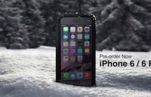 Case of Catalyst will enable to dive with the iPhone 6 to a depth of 5 meters