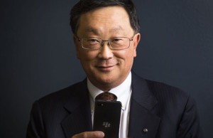 Head did not rule out the release of BlackBerry smartphone on Android
