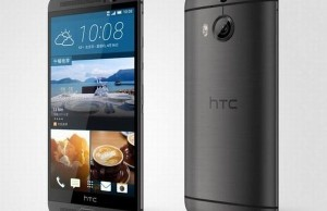 It determines the cost of the smartphone HTC One M9 + in Europe