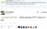 In the autumn of HTC will release a new flagship Aero