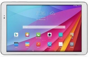 Tablet Huawei MediaPad T1 (A21L) support LTE network