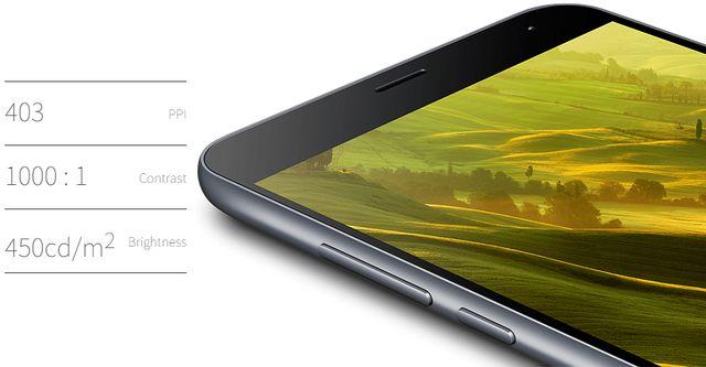 Review smartphone Meizu M2 Note