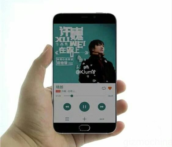Meizu MX5: smartphone is based on the 10-core chipset Mediatek Helio X20?