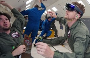 Microsoft and NASA will send to the ISS a few pairs of holographic glasses HoloLens
