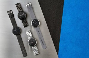 Smart Watches Moto 360 received updated Android Wear