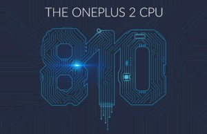 OnePlus: the next leader of the will receive chipset Snapdragon 810 v2.1