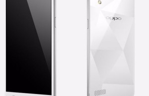 Oppo Mirror 5: the first images of the stylish smartphone