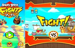 Review Angry Birds Fight. Another attempt