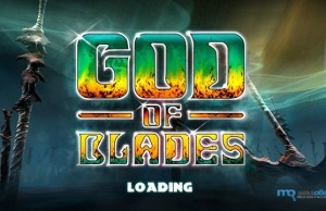 Review God of Blades. Hack all and sundry