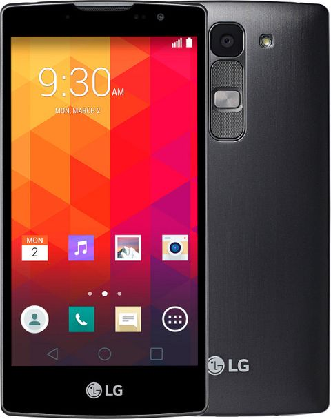 Review LG Spirit (H422): curved inexpensive android-smartphone
