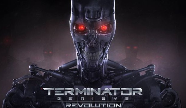 Review of Terminator Genisys: Revolution. We once again against robots