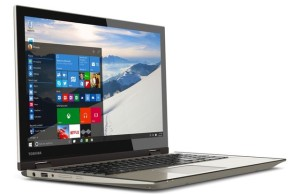 Review Toshiba Satellite Fusion