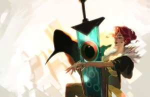 Review Transistor. Another game from the creators of Bastion