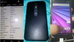 So could look smartphone Motorola Moto G 2015